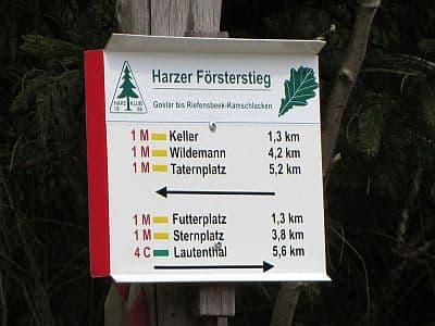 5 Tage Wanderreise auf dem Harzer Försterstieg