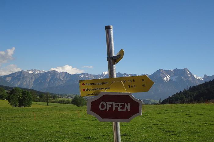 8 Tage Wandern mit Hund im Salzburger Land