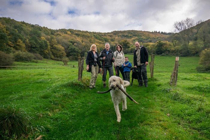 4 Tage Wanderurlaub mit Hund im Wiedtal - travel4dogs