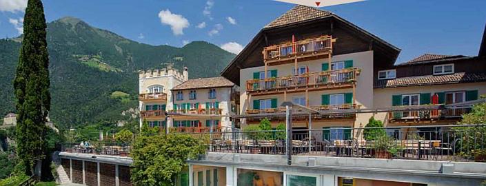 5 Tage Urlaub mit Hund im Meraner Land / Südtirol