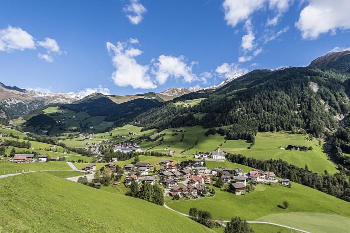 5 Tage Urlaub mit Hund in Südtirol