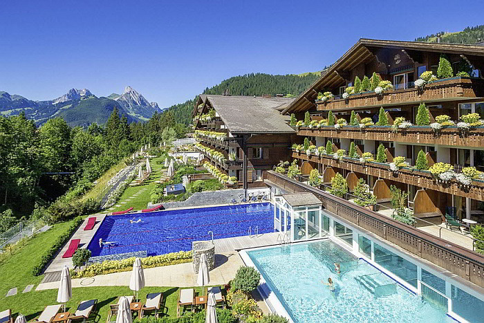 4 Tage Wellness-Kurzurlaub mit Hund in Gstaad - travel4dogs
