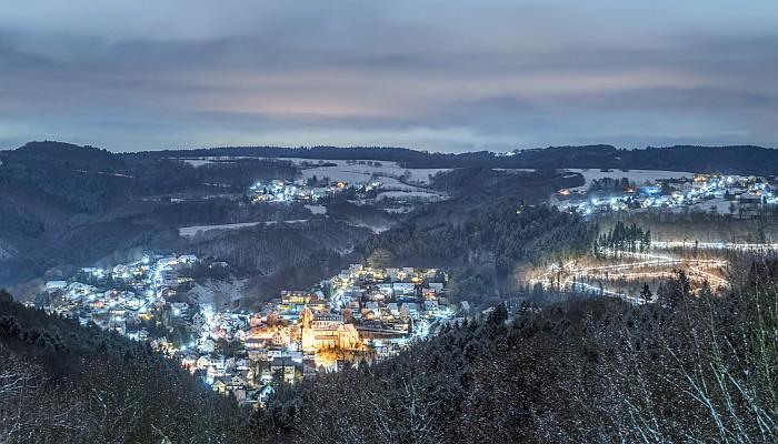 Weihnachtsdorf Waldbreitbach Wiedtal © Andreas Pacek / Touristik-Verband Wiedtal e.V.